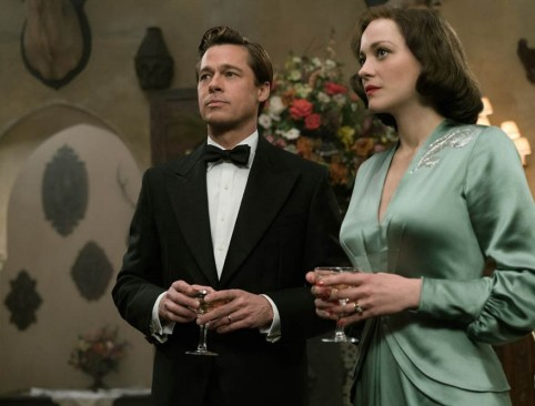 Allied, out soon in cinemas