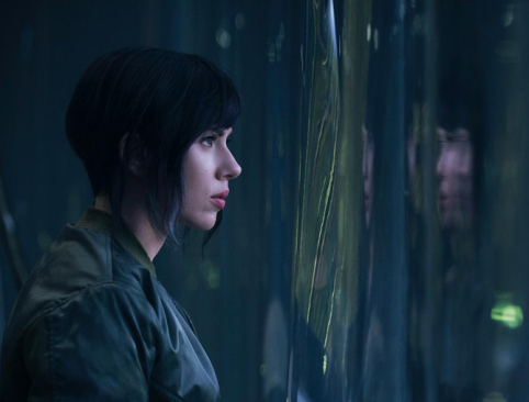 Trailer for Ghost in the Shell is Out!