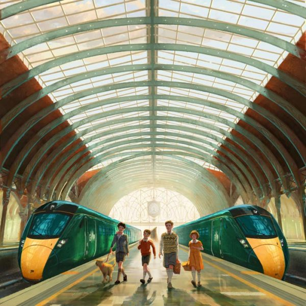 Great Western Railway - The Famous Five