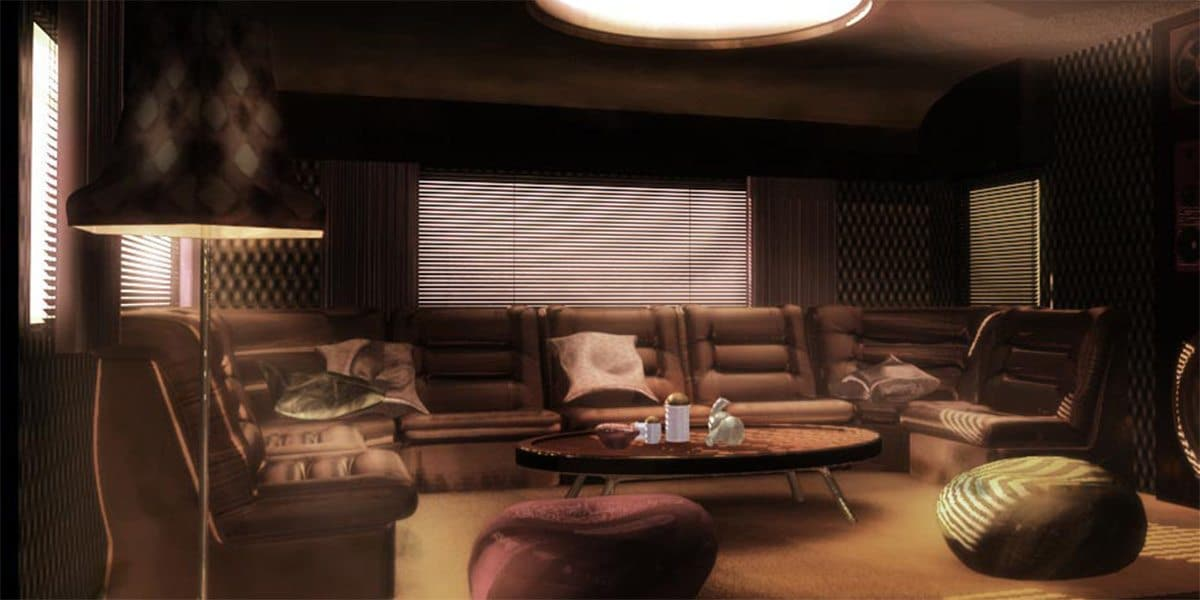 Concept - Set Design Interior