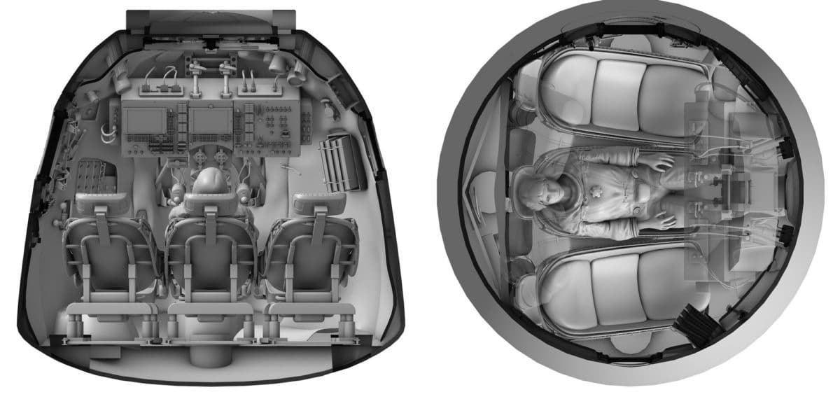 Gravity Prop Design - Capsule