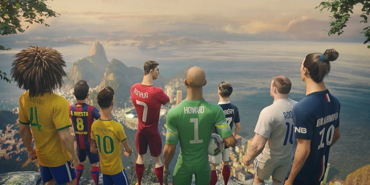 Nike 'The Last Game'