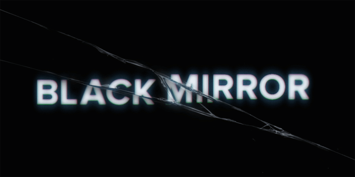Black Mirror Title Sequence